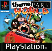 PSX PS1 Theme Park World (2287)
