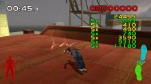 PS2 Free Running