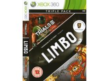 Xbox 360 Triple Pack: Trials Hd | Limbo | Splosion Man