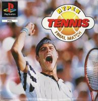 PSX PS1 Hyper Tennis Final Match