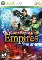 Xbox 360 Dynasty Warriors 6 Empires