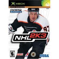 Xbox ESPN NHL 2K3 2003
