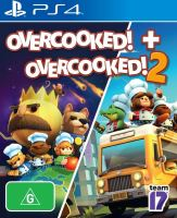 PS4 Overcooked + Overcooked 2 Double Pack (nová)