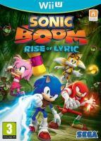 Nintendo Wii U Sonic Boom: Rise of Lyric