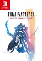 Nintendo Switch Final Fantasy XII The Zodiac Age
