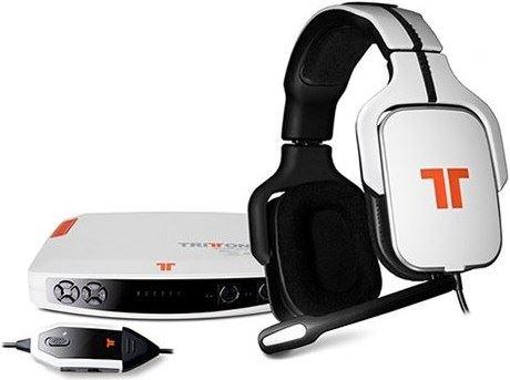 [Xbox 360] [PS3] [PC] Slúchadlá TRITTON AX720