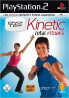 PS2 EyeToy Kinetic Total Fitness
