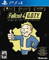 PS4 Fallout 4: GOTY