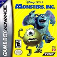 Nintendo GameBoy Disney-Pixar's Monsters, Inc.