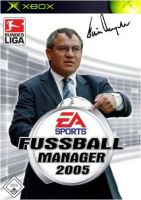 Xbox Total Club Manager 2005