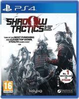 PS4 Shadow Tactics: Blades of the Shogun