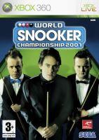 Xbox 360 World Snooker Championship 2007