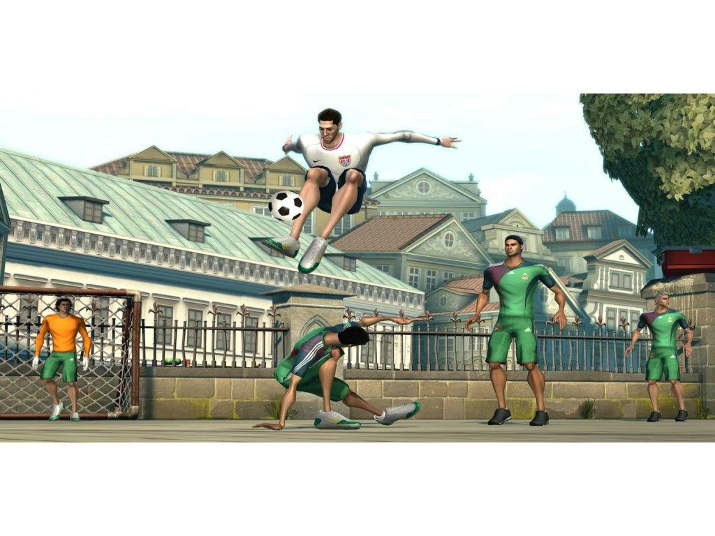 Xbox 360 FIFA Street 3