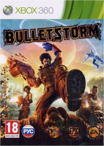 Xbox 360 Bulletstorm