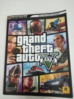 Game Book - GTA V Grand Theft Auto 5 (DE) (estetická vada)