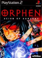 PS2 Orphen: Scion of Sorcery