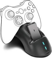 [Xbox 360] Speedlink Bridge nabíjacia stanica + 2 akumulátory (USB)