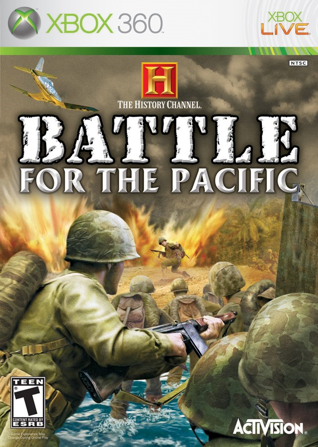 Xbox 360 History Channel Battle For The Pacific