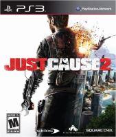 PS3 Just Cause 2 (nová)