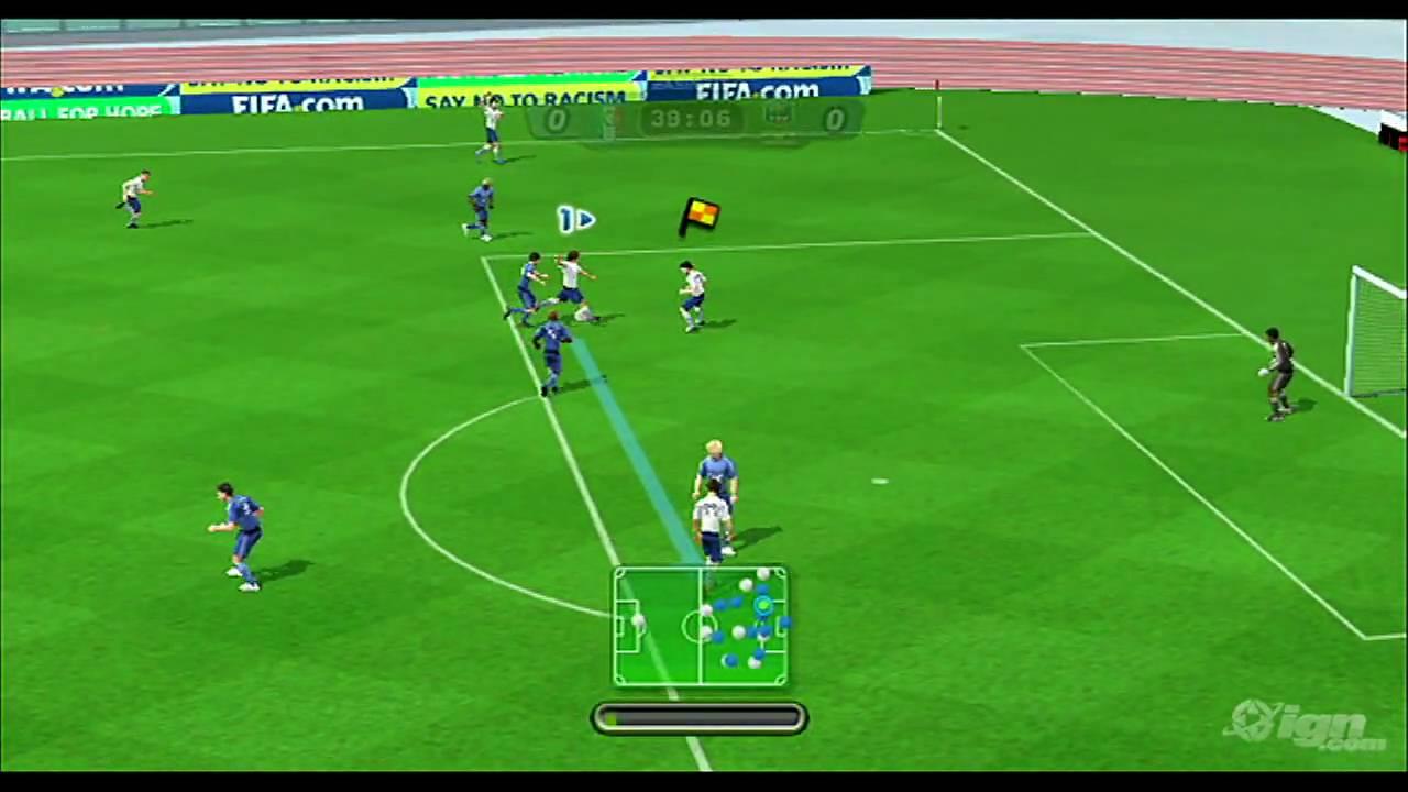 Nintendo Wii FIFA 08 2008
