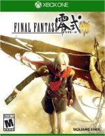 Xbox One Final Fantasy Type-0 HD (nová)