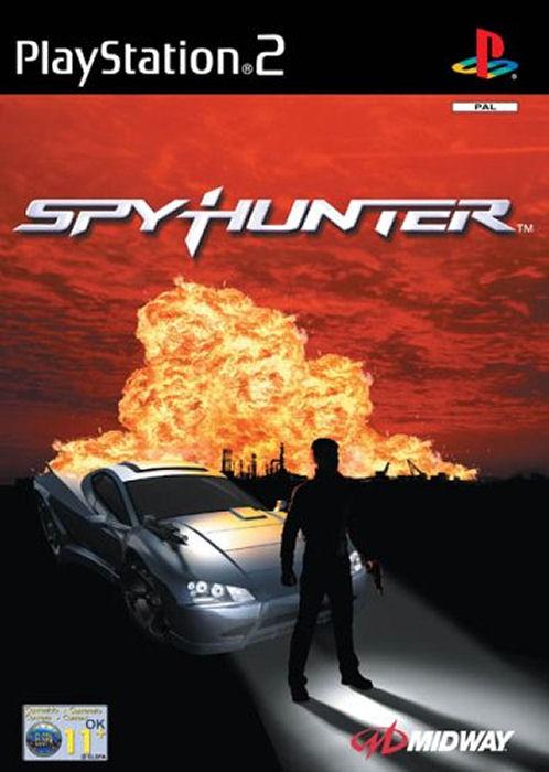 PS2 Spy Hunter