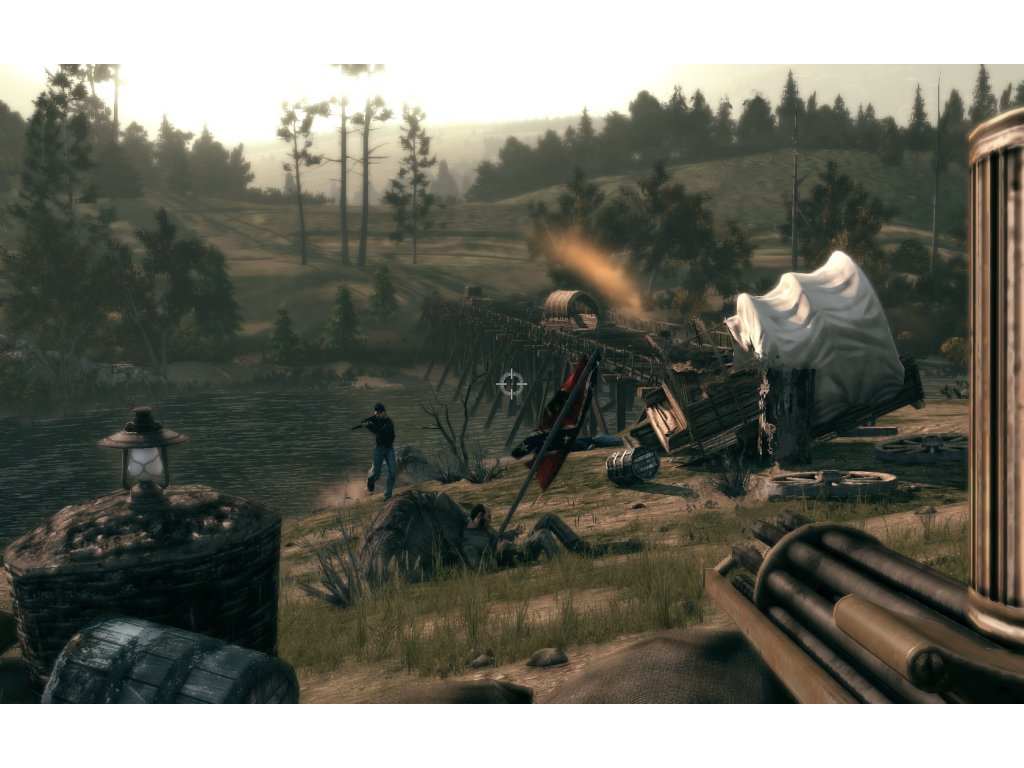 PS3 Call Of Juarez - Bound In Blood