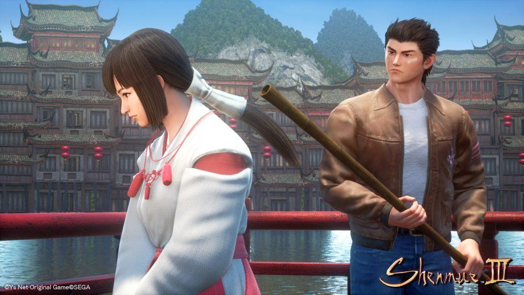 PS4 Shenmue 3 (nová)