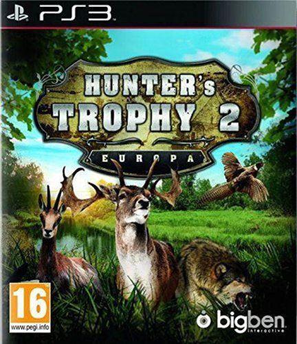 PS3 Hunters Trophy 2 Europa