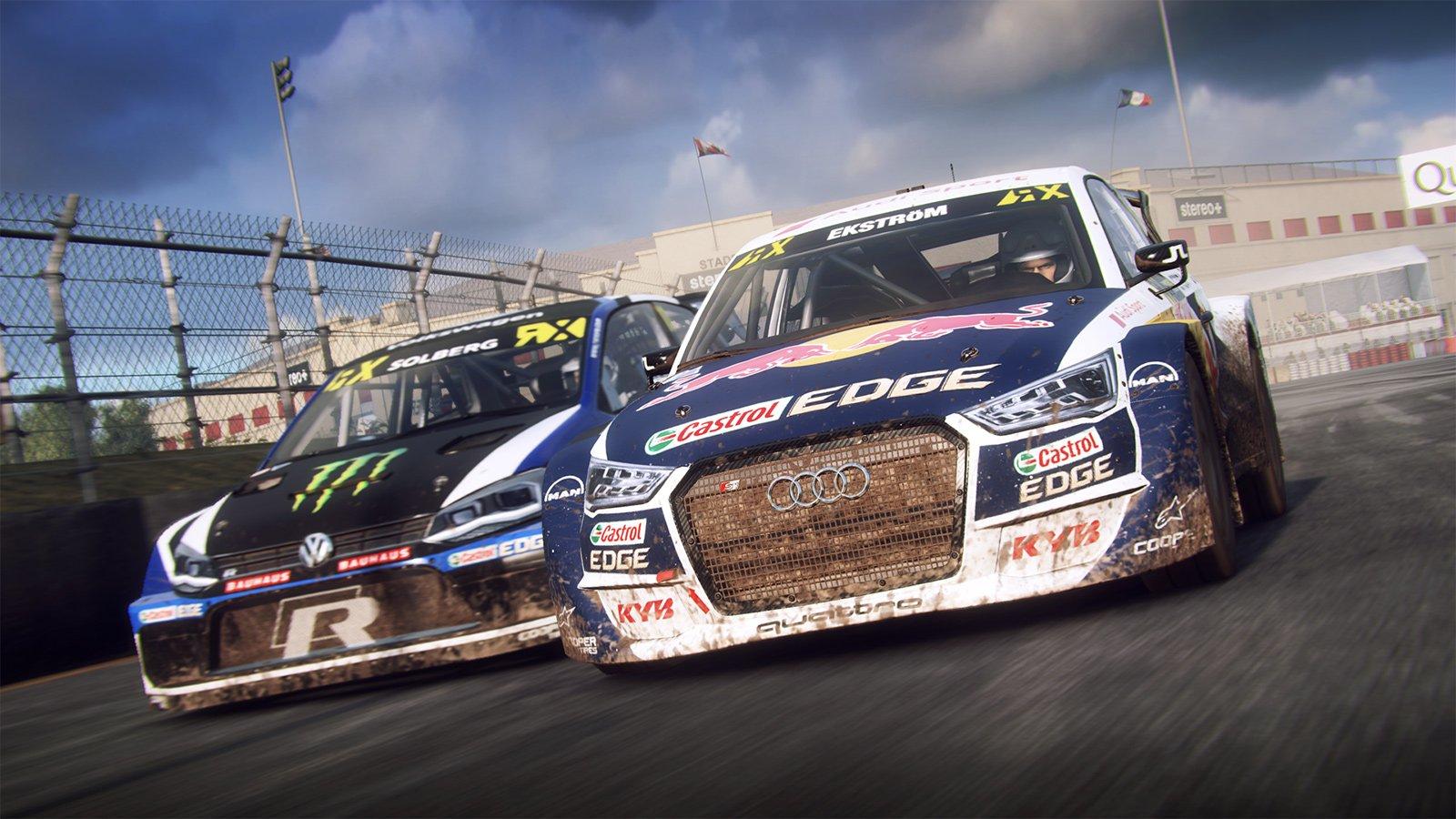 PS4 Dirt Rally 2.0 (nová)