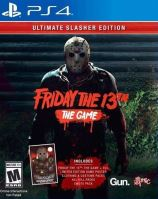 PS4 Friday the 13th: The Game - Ultimate Slasher Edition (nová)