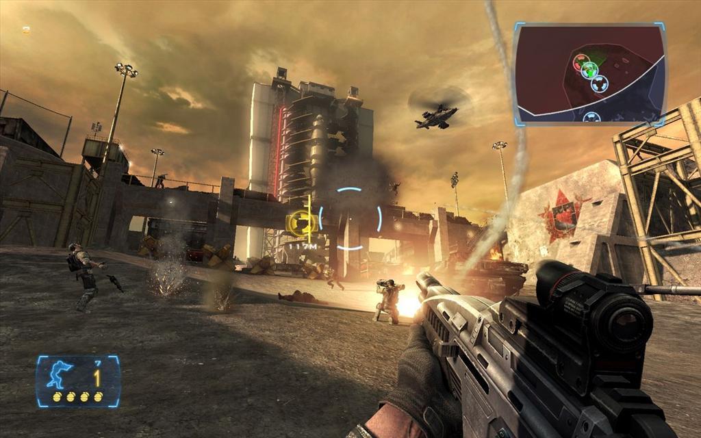 Xbox 360 Frontlines Fuel Of War