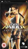 PSP Lara Croft Tomb Raider Anniversary