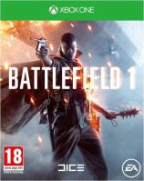 Xbox One Battlefield 1 (nová)