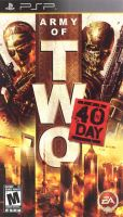 PSP Army Of Two - The 40th Day (Nová)