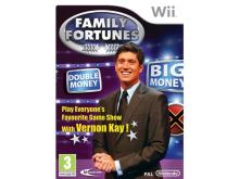 Nintendo Wii Family Fortunes