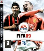 PS3 FIFA 09 - Fifa 2009 (CZ) (bez obalu) (Gambrinus liga)