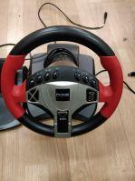 [PS1] PACE PSX Racing Wheel (estetická vada)