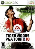 Xbox 360 Tiger Woods PGA Tour 10