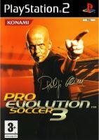 PS2 PES 3 Pro Evolution Soccer 3