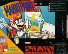 Nintendo SNES Mario Paint