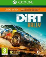 Xbox One Dirt Rally Legend Edition (nová)