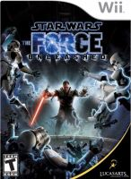 Nintendo Wii Star Wars The Force Unleashed