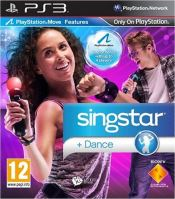 PS3 Singstar + Dance