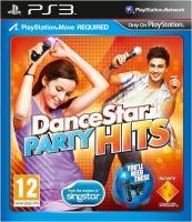 PS3 Dancestar Party Hits (bez obalu)
