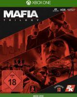 Xbox One Mafia Trilogy (CZ) (Nová)