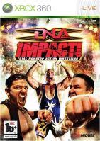 Xbox 360 TNA Impact! Total Nonstop Action Wrestling