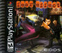PSX PS1 Fear Effect