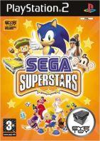 PS2 EyeToy Sega Superstars (DE)