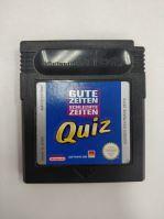 Nintendo GameBoy Gute Zeiten Quiz